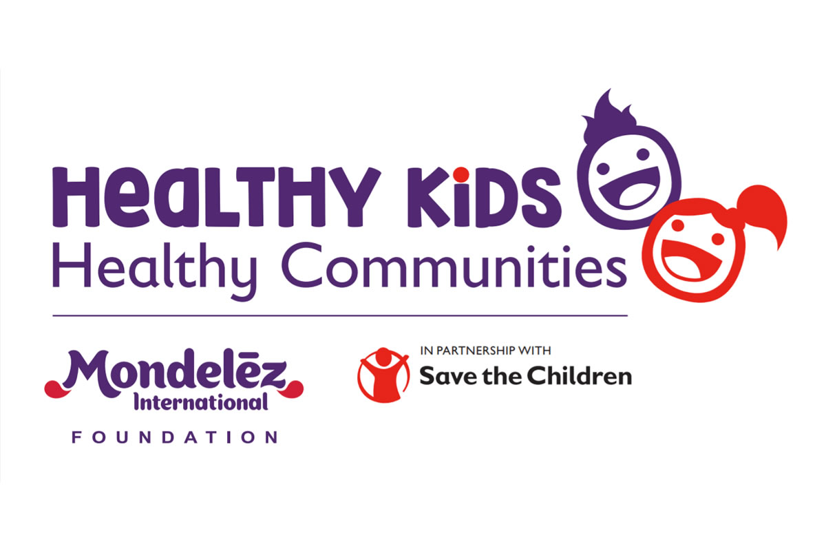 Mondelez ANZ - Save the Children Partnership Logo